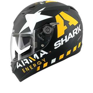 SHARK S700 Scott Redding Helmet, BNIB