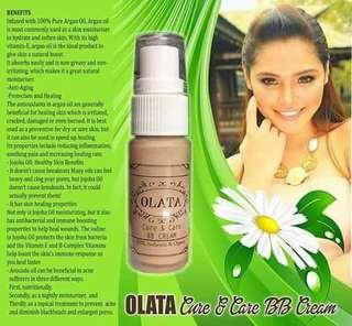 Olata  Organic Cure and Care BB Cream