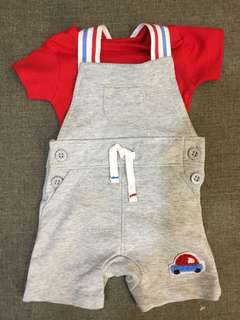Baby Romper: New Born