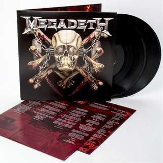 Megadeth ‎– Killing Is My Business And Business Is Good! - The Final Kill 2LP Vinyl