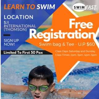 SJI Learn To Swim