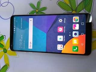 LG G6 Gold Snapdragon 821 Fullset Original