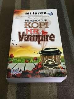 Pembancuh Kopi Mr. Vampire, Aii Fariza