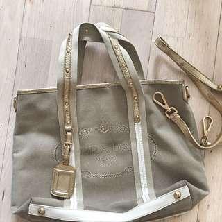 Prada 2way bag手袋
