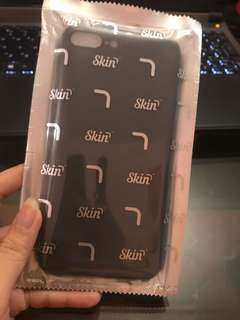 iPhone 7+/8+ Ultra thin air clear case, kes ultra nipis