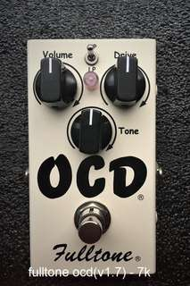 Ocd guitar effects