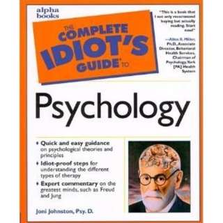 🚚 The Complete Idiot's Guide to Psychology