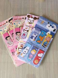 Cute Magnetic Bookmarks
