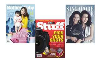 12-Months Digital Subscription to Magzter Gold