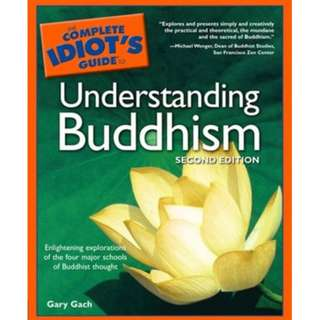 🚚 Complete Idiot's Guide to Understanding Buddhism