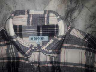 Plaid / Flannel Polo Longsleeves