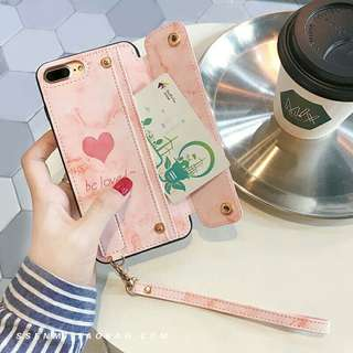 (Soft) Purse iPhone Case Full Cover