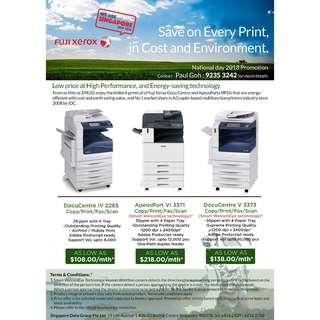 Fuji Xerox / Printer / Copier / MFP