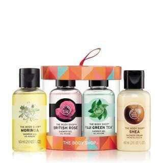 The Body Shop Shower Gel Selection Gift Set