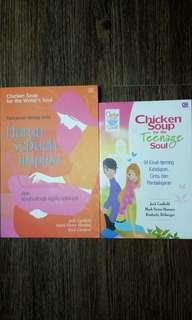 Paket Buku Motivasi Chicken Soup