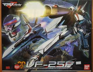 Bandai 1/72 VF-25F Messiah Valkyrie Alto Custom