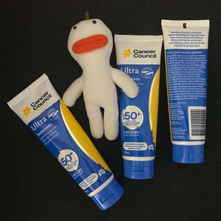 Ultra Sunscreen by Cancer Council Australia