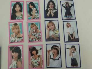 WTS Twiceland fantasy park photocards