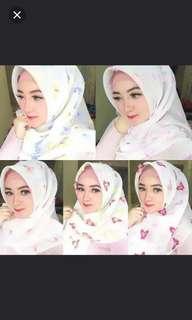 Hijab/kerudung cantik