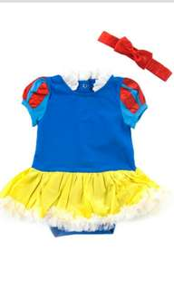 Rompers Snow White