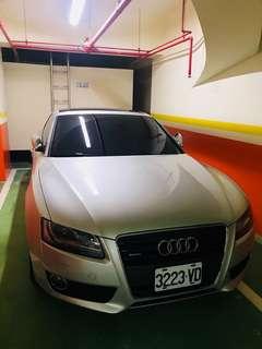 Audi A5 2.0T coupe