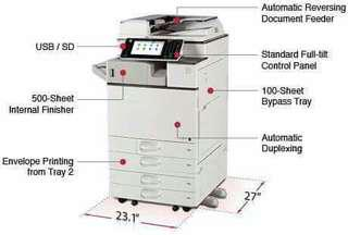 Rent to Own Multi Function Copier