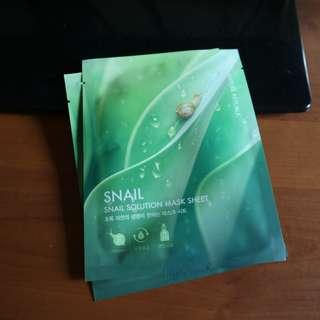 Nature Republic Snail Sheet Mask