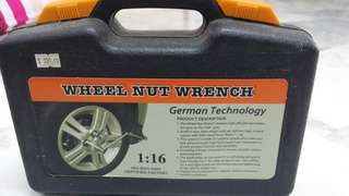 Wheel Nut Wrench
