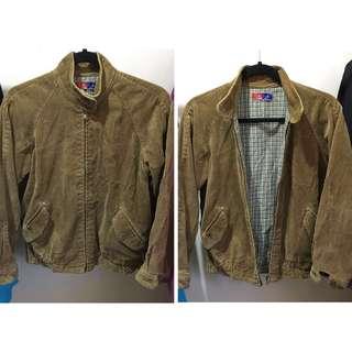 Vintage Cool Corduroy Jacket x Unisex