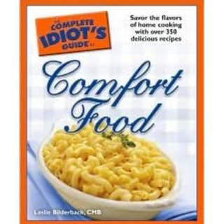 🚚 The Complete Idiot's Guide to Comfort Food