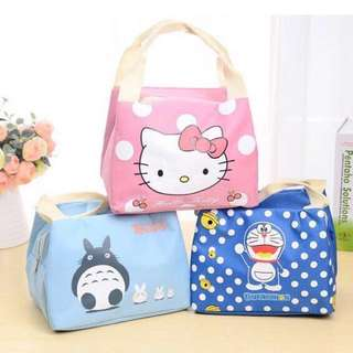 Cute Lunch Box Bag