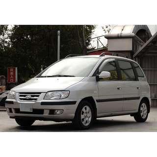 <小馬愛車 實車實價專區> 2005 Hyundai Matrix 1.6 銀