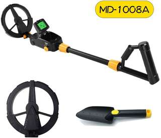 (475) Metal Detector MD-1008A Advanced Kid's Gold Finder Treasure Hunter Pro Detector