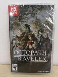 (Brand New) Nintendo Switch Octopath Traveller