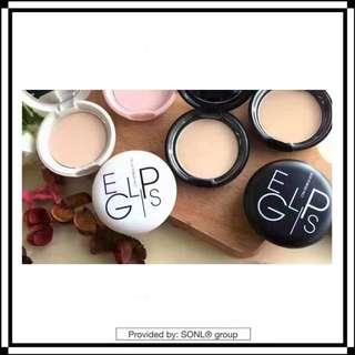 [READY STOCK] Eglips blur powder pact #Black #White