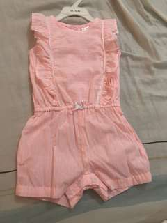 Authentic Carter's Frill Jumper
