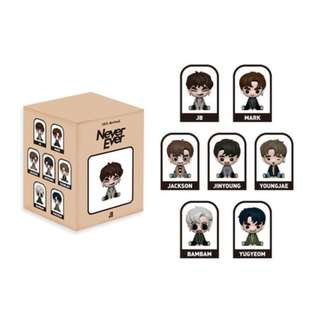 [PREORDER] GOT7 - Gotoon Baby Figure (Arrival Version)