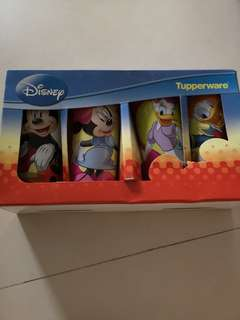 Tupperware Mickey and friends waterbottle