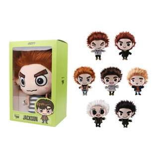 [PREORDER] GOT7 - Gotoon Doll (Arrival Version)