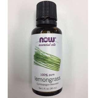 Lemongrass Essential Oils @ Now Foods