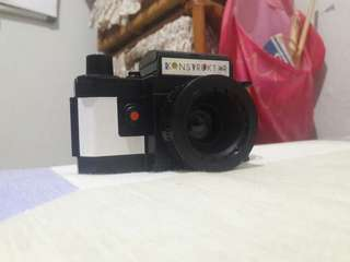 Lomo Konstruktor analog camera