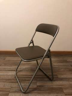 Rustic Industrial Foldable Chair (4pieces)