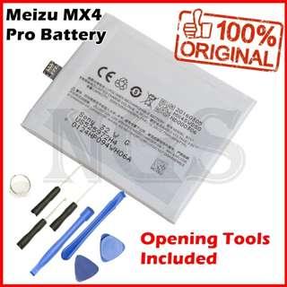 100% ORI Meizu MX4 PRO Battery BT41 3100mAh With 8pcs Opening Tools