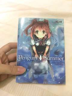 #maudecay NOVEL PINGUIN SUMMER