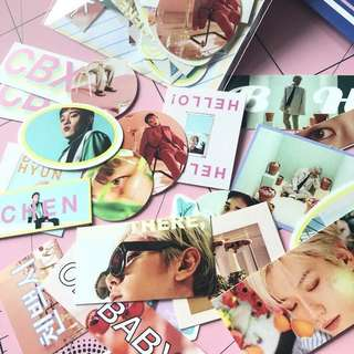 CBX Stickers