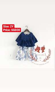 Batik set for girls