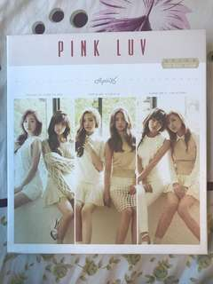 Apink -Pink Luv 淨專