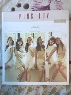 Apink -Pink Luv 淨專
