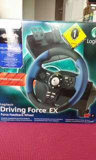 Logitech Driving Force EX