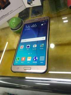 🚚 美Samsung J7.2015.4G.5.5寸.9成新